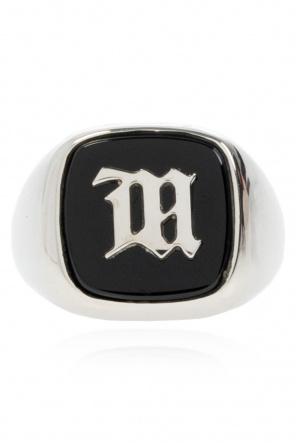Ring with logo od MISBHV