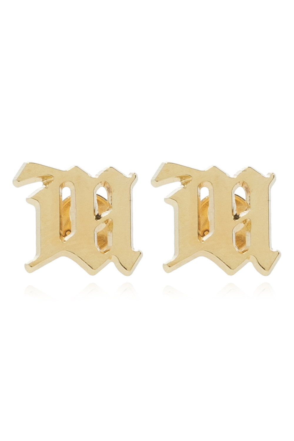 MISBHV Earrings with logo