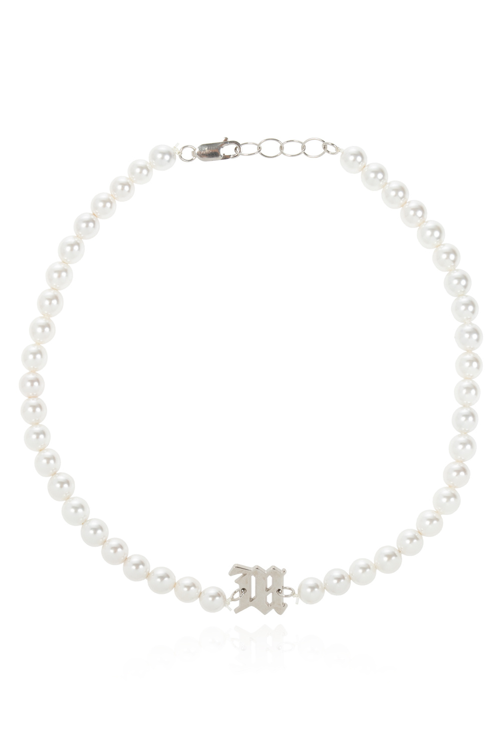 MISBHV Shell-pearls necklace