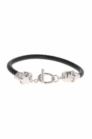Leather bracelet od Alexander McQueen