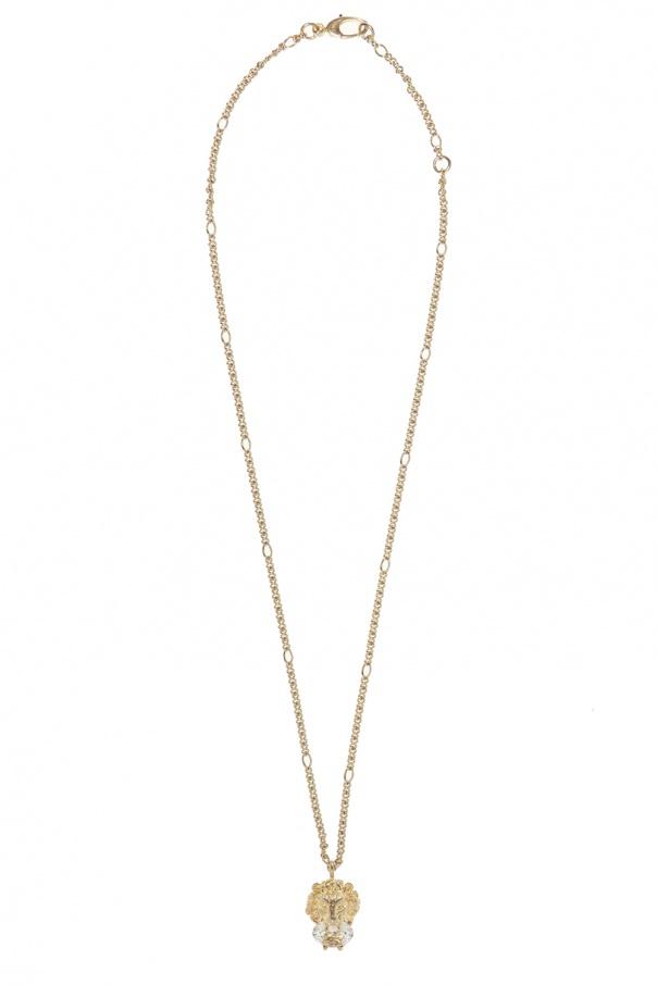 129c1cbe1 Lion head necklace Gucci - Vitkac shop online