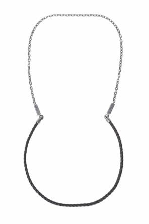 'intrecciato' pattern necklace od Bottega Veneta