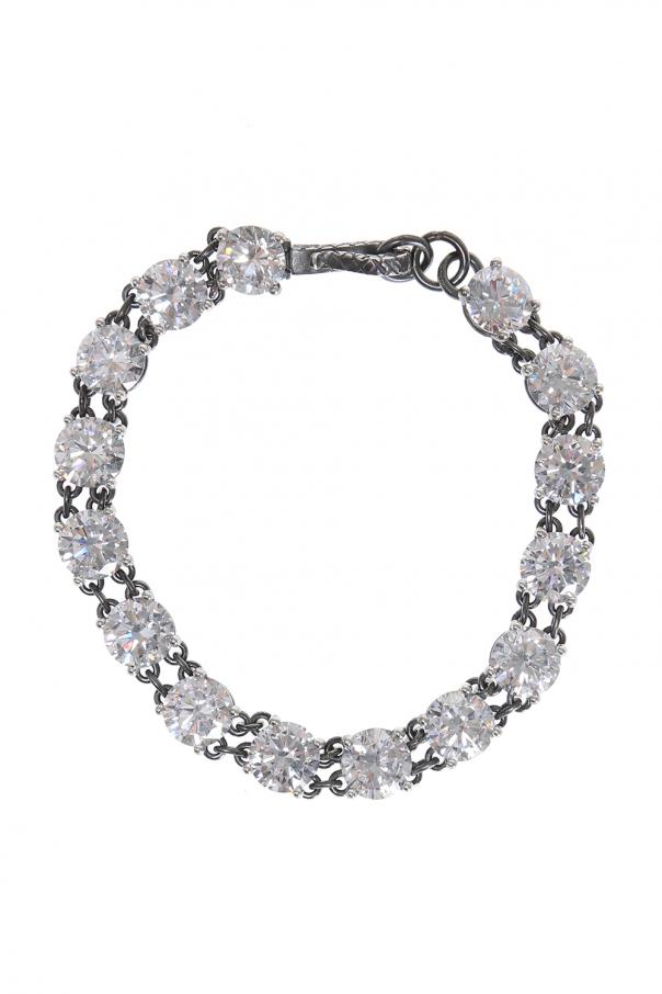 Silver Bracelet Bottega Veneta Vitkac Shop Online