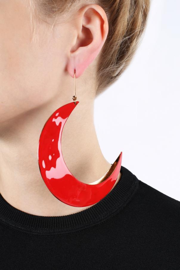 Moon Shaped Earring Od Stella Mccartney