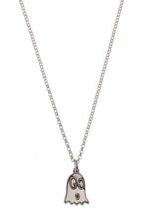 Necklace with ghost charm od Gucci