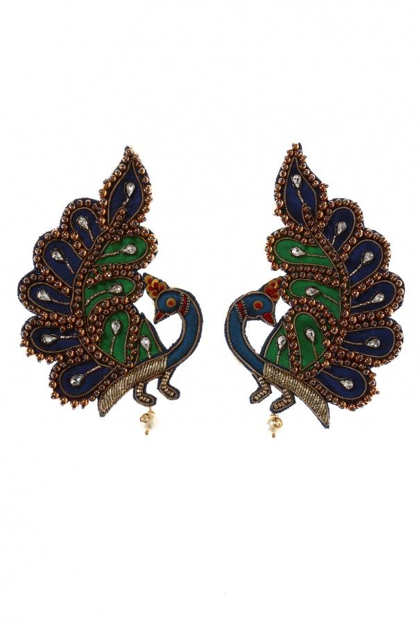 2665d07c107 Embellished clip-on earrings Gucci - Vitkac shop online