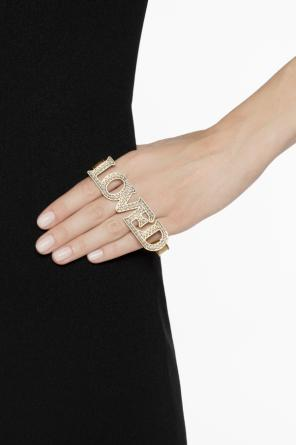 'loved' knuckleduster od Gucci