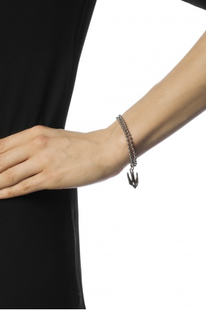 Bracelet with charm od McQ Alexander McQueen