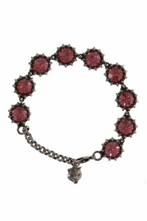 Bracelet with crystals od Gucci