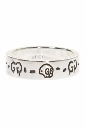 'guccighost' ring od Gucci