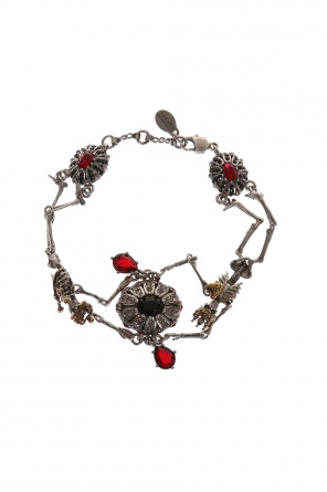 'queen and king' bracelet od Alexander McQueen