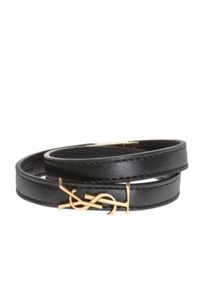 Logo bracelet od Saint Laurent Paris