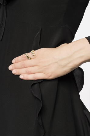 Embellished ring od Saint Laurent
