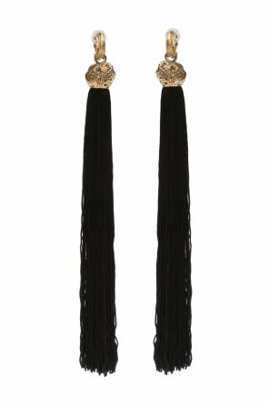 Earrings with fringes od Saint Laurent