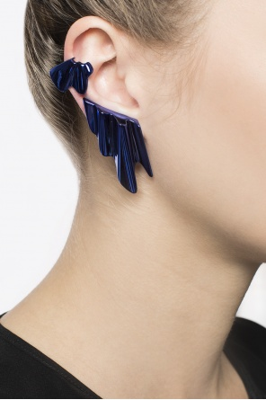 'babylone' clip-on earrings od Saint Laurent Paris