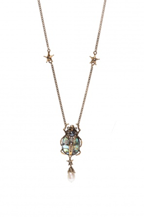 Necklace with charm od Alexander McQueen