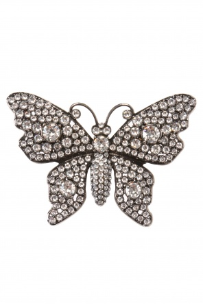 Butterfly brooch od Gucci