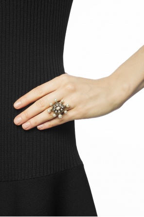 Embellished ring od Gucci