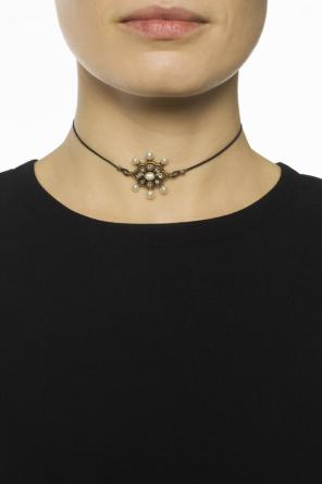 Choker with charm od Gucci