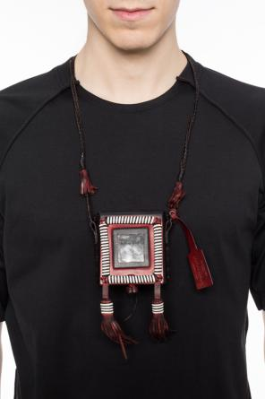 Necklace with sachet od Saint Laurent