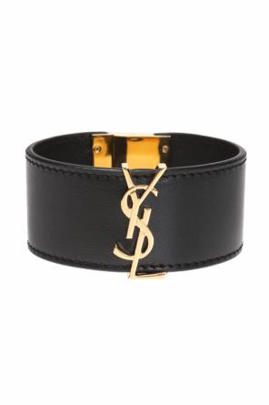 Logo bracelet od Saint Laurent
