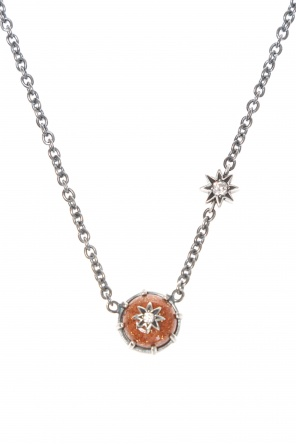 Necklace with cubic zirconia od Bottega Veneta