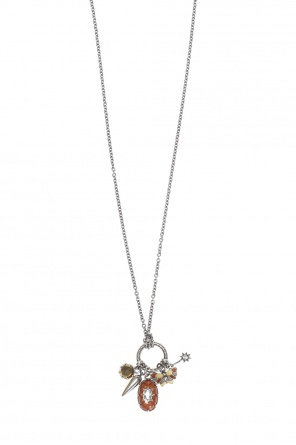 Necklace with charms od Bottega Veneta