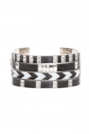Set of 4 bracelets od Saint Laurent