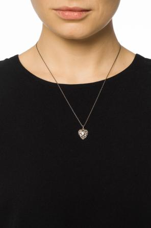 Necklace with charm od Saint Laurent
