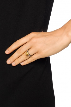 Embellished ring od Bottega Veneta