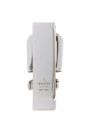 'web' money clip od Gucci