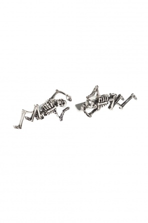 Skeleton cuff links od Alexander McQueen