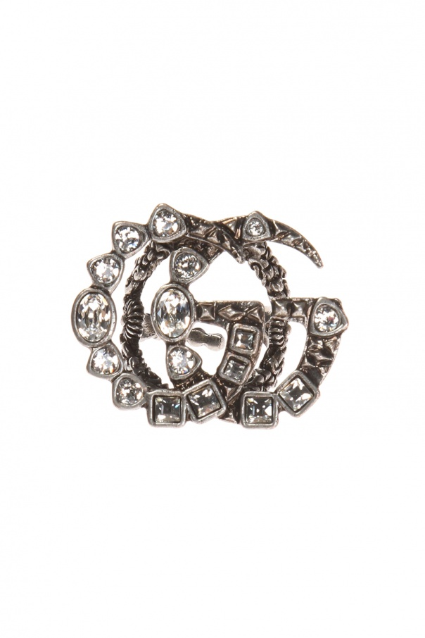 Logo ring od Gucci