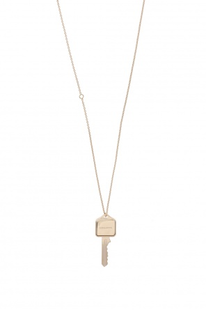 Key necklace od Saint Laurent