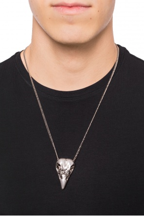 Animal motif necklace od Saint Laurent