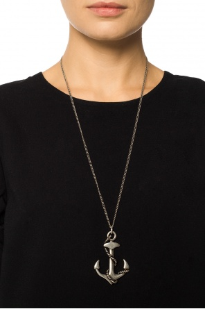 Anchor necklace od Saint Laurent