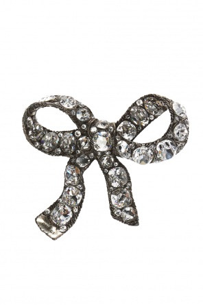 Brooch in the shape of a bow od Gucci