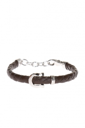 Leather bracelet od Salvatore Ferragamo