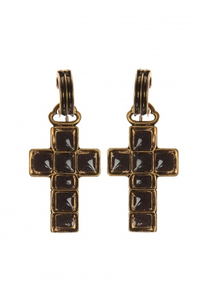 Cross earrings od Gucci