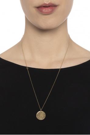 fb120e88d74 Necklace with medallion pendant od Saint Laurent ...