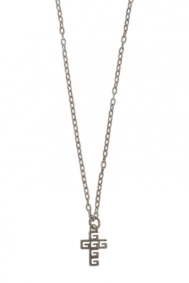 23ea8eed9 Religious motif necklace Gucci - Vitkac shop online