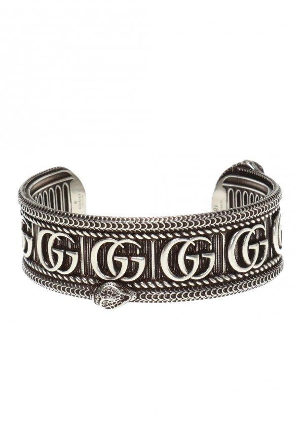 Gucci Snake motif ring