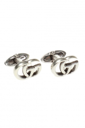 Cufflinks with logo od Gucci