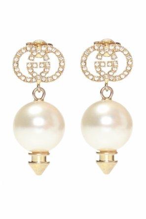 051569ec4 Women's earrings, silver, long, hoop, clip on – Vitkac shop online