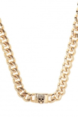 e5fa8b6b9 Necklace with swarovski crystals od Alexander McQueen Necklace with  swarovski crystals od Alexander McQueen