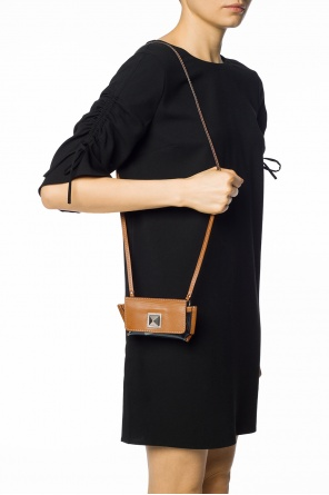 Transparent shoulder bag od Sonia Rykiel