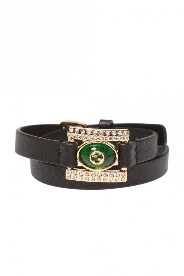 590ae99fcebc4 Bracelet with decorative applique Gucci - Vitkac shop online