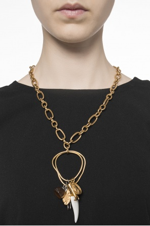 Necklace with charms od Sonia Rykiel