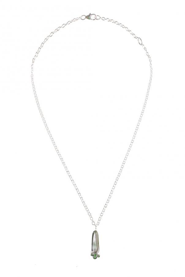 e763899aad5b Shoe Charm Necklace Salvatore Ferragamo - Vitkac shop online