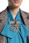 Dekoracyjna broszka od Gucci